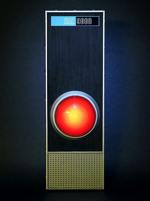 Affordable HAL 9000 Replica