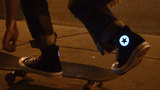 Glowing Star Chuck Taylor Sneakers