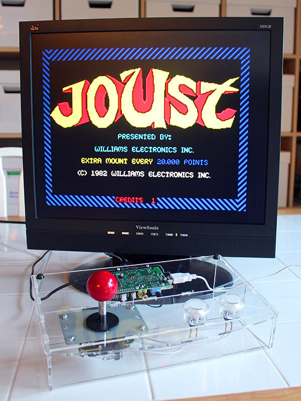 Overview retro gaming with raspberry pi adafruit learning system - Retro game emulator console ...