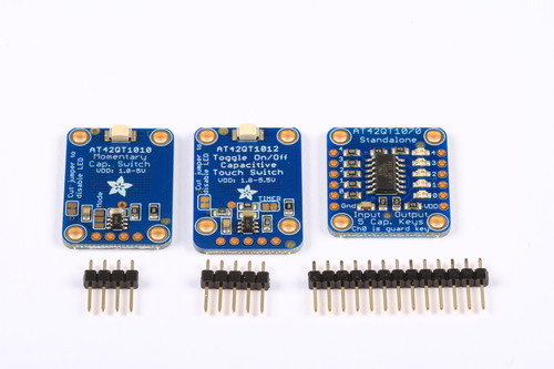 Adafruit Capacitive Touch Sensor Breakouts