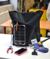 Solar Charging Handbag