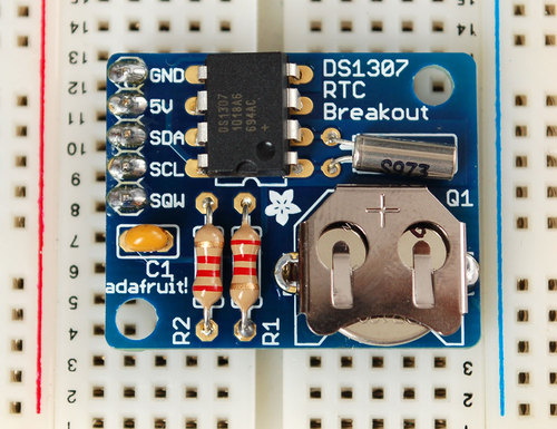 Adding a Real Time Clock to BeagleBone Black