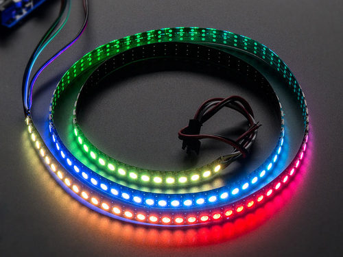 NeoPixel Ring - 24 x WS2812 5050 RGB LED with Integrated Drivers