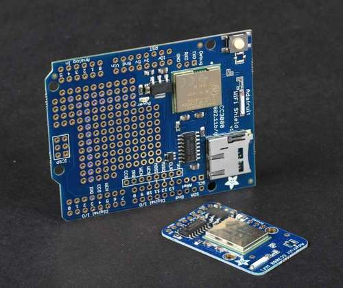 Adafruit CC3000 WiFi