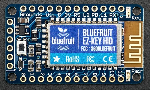 Introducing Bluefruit EZ-Key