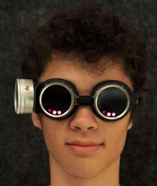 STEAM-Punk Goggles