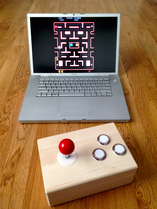 Bluetooth Arcade Stick
