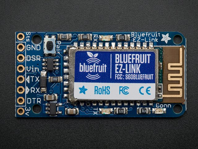 Introducing Bluefruit EZ-Link Breakout