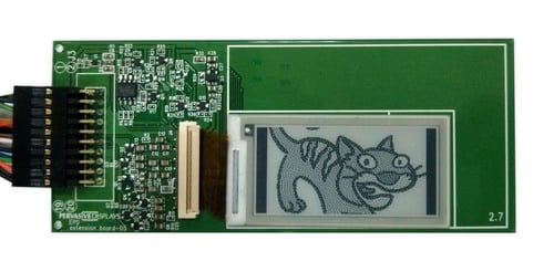 RePaper eInk Development Board for ARM + GNU/Linux