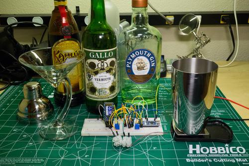 Smart Cocktail Shaker