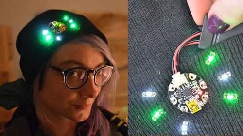 Adafruit LED Sequins