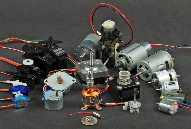 Types of motors adafruit motor selection guide for Types of stepper motor