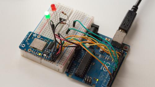 A REST API for Arduino & the CC3000 WiFi Chip