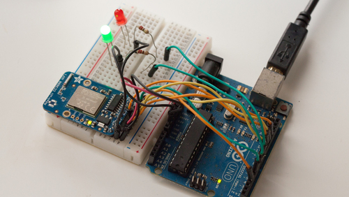 A REST API for Arduino & the CC3000 WiFi Chip