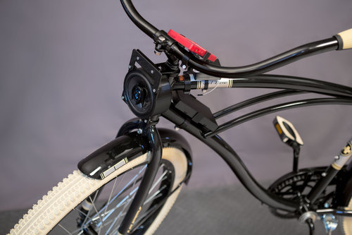 Ride & Rock - DIY Bike Stereo System with 20W Speaker