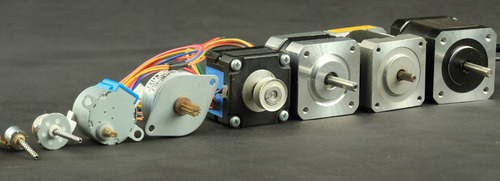 All About Stepper Motors