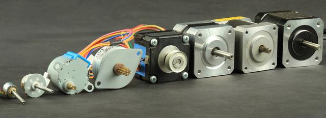 stepper motor nema 17 size 200 steps rev, 12v 350ma id 324all about stepper motors