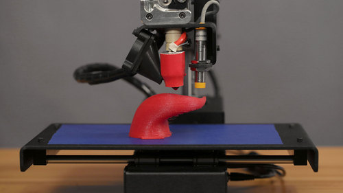 PrintrBot NinjaFlex Extruder Upgrade