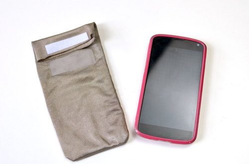 Cell Phone Blocking Pocket