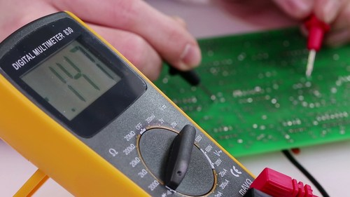 Collin's Lab: Multimeters
