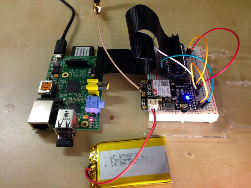 Overview Fona Tethering To Raspberry Pi Or Beaglebone