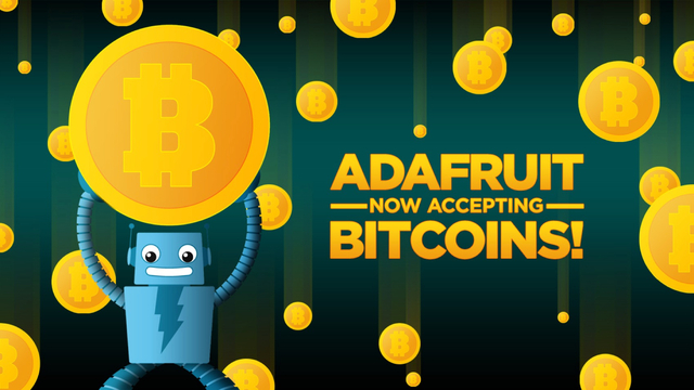 Paying For Your Adafruit Order With Bitcoin!