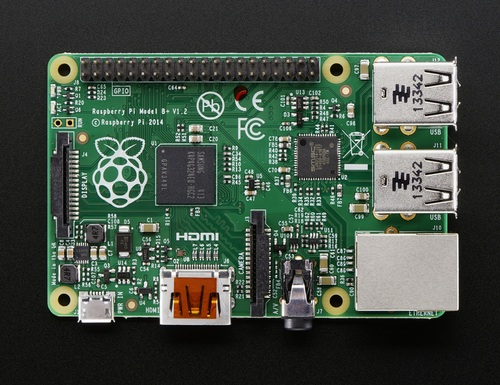 Introducing the Raspberry Pi Model B+