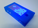 DIY Pocket LED Gamer - Tiny Tetris!