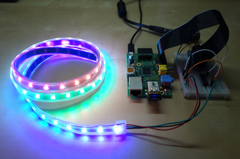 Overview | NeoPixels on Raspberry Pi | Adafruit Learning System