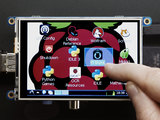 "Adafruit PiTFT 3.5"" Touch Screen for Raspberry Pi"