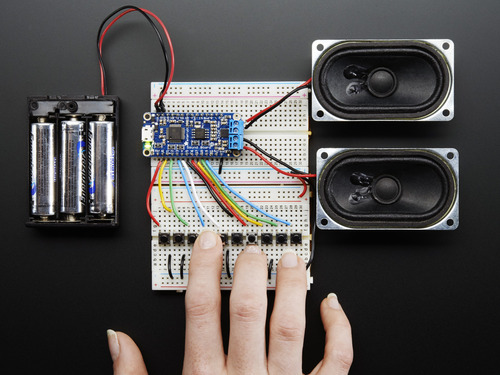 Adafruit Audio FX Sound Board
