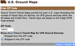 How To Calculate UPS Ground Times to Your Region