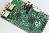 Diet Raspberry Pi