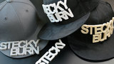 Custom 3D Hat Graphics