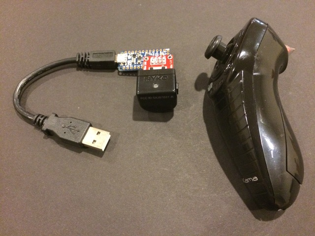 Introducing the iTapStick: Video Game USB Mouse Stick for Wii Nunchuk Controllers
