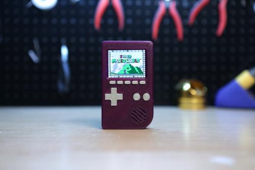 Pocket PiGRRL