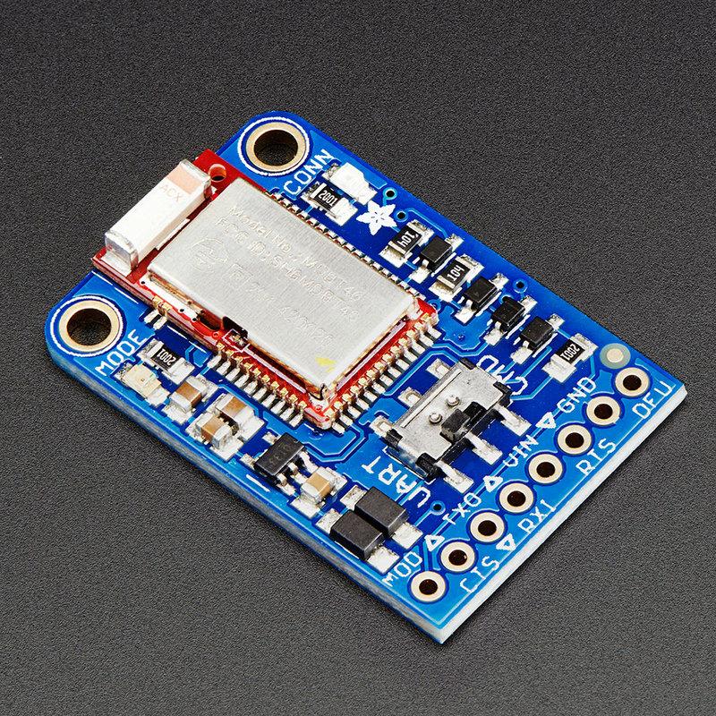 Data Mode   Introducing the Adafruit Bluefruit LE UART