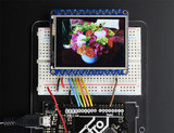 "Adafruit 2.4"" Color TFT Touchscreen Breakout"