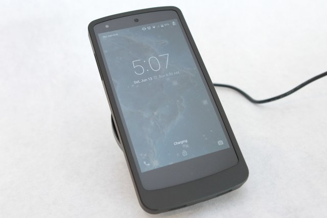 Qi Wireless Recharging Battery Case