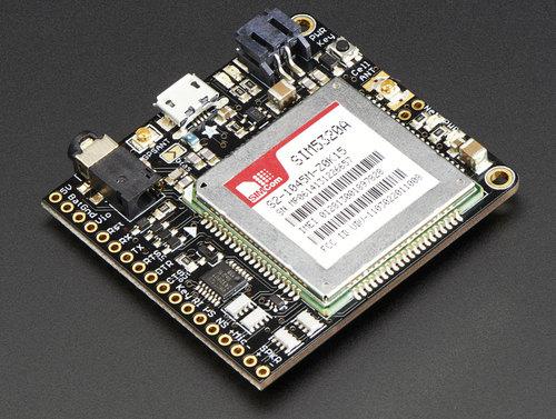 Adafruit FONA 3G Cellular + GPS Breakout