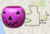 Track Your Treats: Halloween Candy GPS Tracker