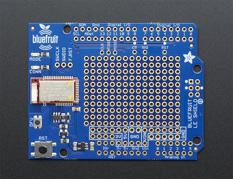 AT Commands | Adafruit Bluefruit LE Shield | Adafruit Learning System