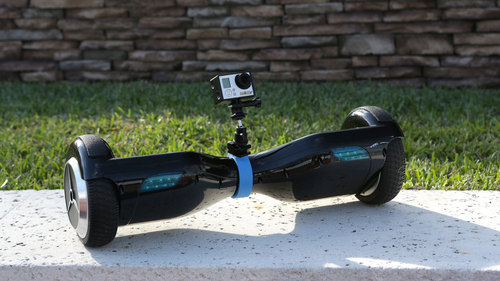 3D Printed Hoverboard GoPro Mount