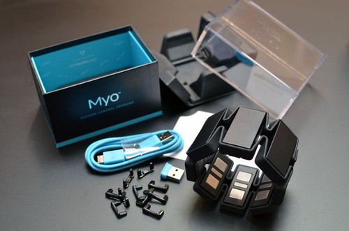 Myo Armband Teardown