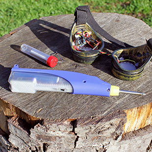 USB Rechargeable Cordless Soldering Iron