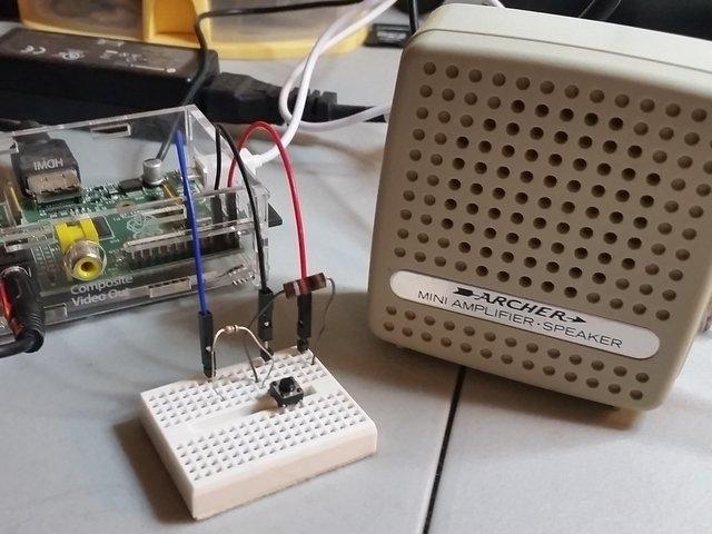Talking Clock | Speech Synthesis on the Raspberry Pi | Adafruit
