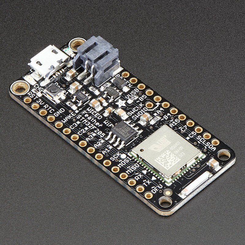 feather_dfu py | Introducing the Adafruit WICED Feather WiFi
