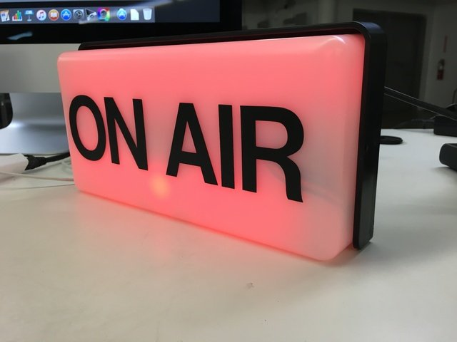 Automatic Twitch On-Air Sign