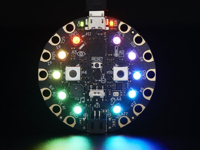 Introducing Circuit Playground