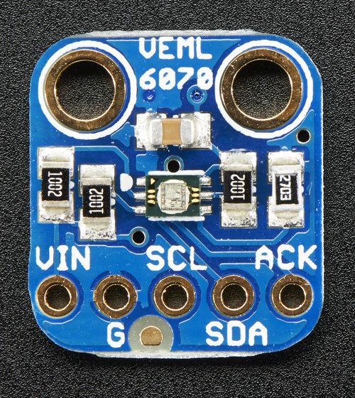 Adafruit VEML6070 UV Sensor Breakout